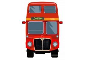 Sticker Bus London