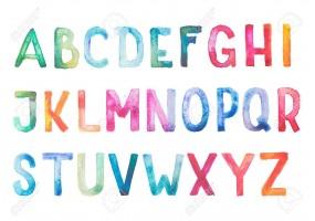 Alphabet 01