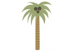 Sticker Animaux de la jungle