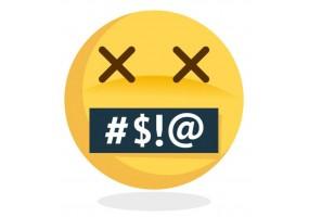Sticker emoji diese