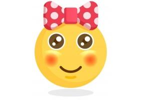 Sticker emoji noeud