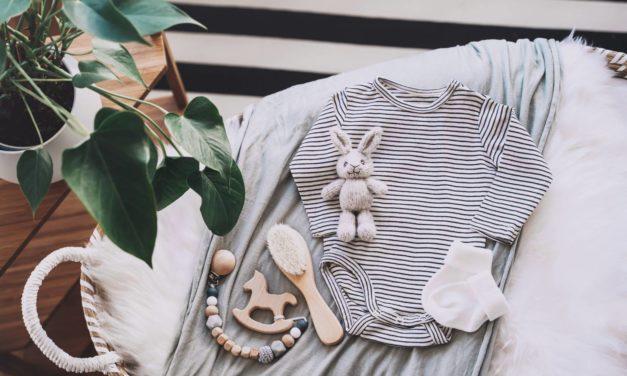 Nos idées de cadeaux pour une naissance